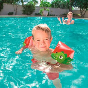 Swimming pools and swimming accessories