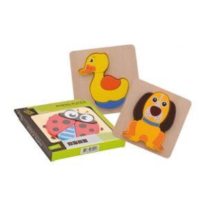 80001 Joueco - Puzzle Animals, Joueco - Пазл Животные , Joueco - Puzle Dzīvnieki.jpg