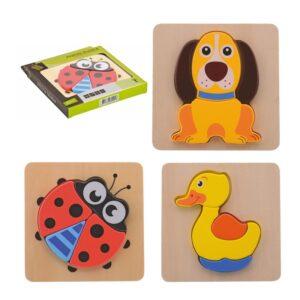 80001 Joueco - Puzzle Animals, Joueco - Пазл Животные , Joueco - Puzle Dzīvnieki.jpg 1