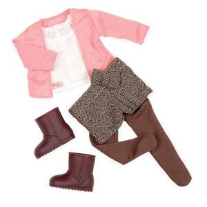 Leļļu drēbes