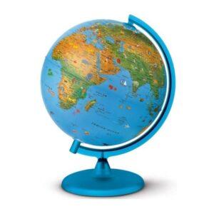 Pasaules globusi un kartes