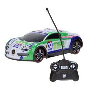 Radiovadāmās automašīnas