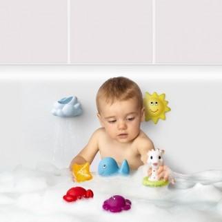 Vannas rotaļlietas - Игрушки для ванной - Bath toys