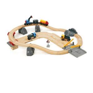 Поезда, машины и трассы