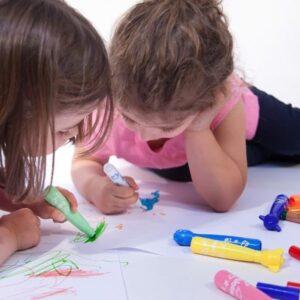 Zīmēšana un krāsošana