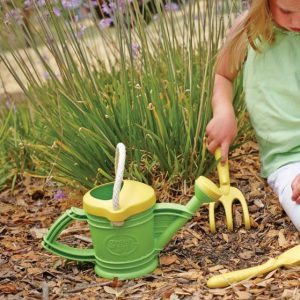 Gardening and discovering