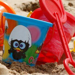 Sand and beach toys