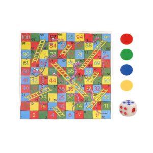Jamala toys - Spēle čūska un kāpnes
