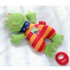 Sigikid Музыкальная игрушка - Лягушка
