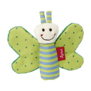 Sigikid Soft rustling toy - Butterfly