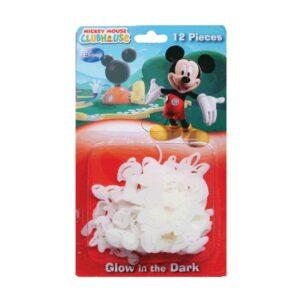 Tumsā spīdošas figūras - Mickey